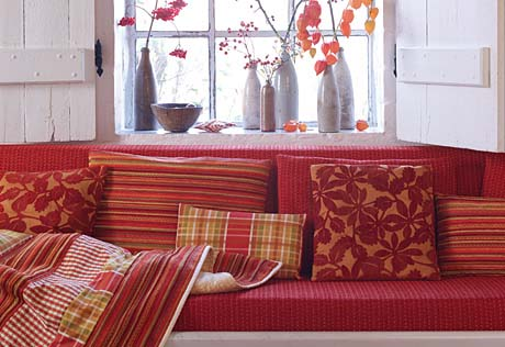 polsterstoffe modern m belb r heimtex gmbh modern checks. Black Bedroom Furniture Sets. Home Design Ideas